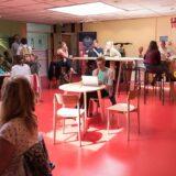 Foto: Aula van de Vrijeschool Pabo aan Hogeschool Leiden