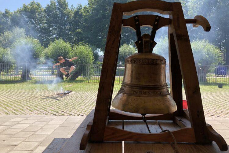 Jaarfeest Sint Jan op het Michaël college in Breda