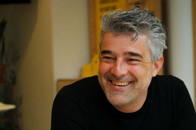 Foto: Laurens Knoop, voorzitter van de Vereniging van vrijescholen