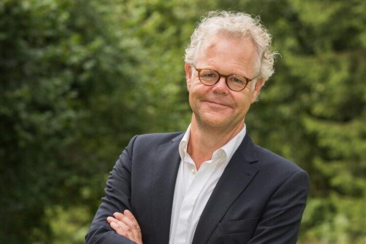 Foto: Allert de Geus, vertegenwoordiger voor Nederland in de ECSWE (EU belangenorganisatie voor vrijescholen)
