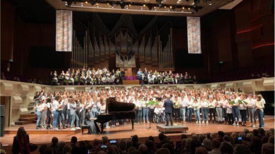 Rotterdam viert '100 jaar vrijeschool' met groot feest in De Doelen