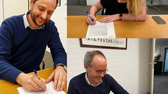 Nieuwe stap voor initiatiefnemers Vrijeschool Lelystad