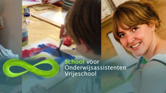 Voorlichting voor schoolleiders over nieuwe vrijschoolopleiding onderwijsassistenten