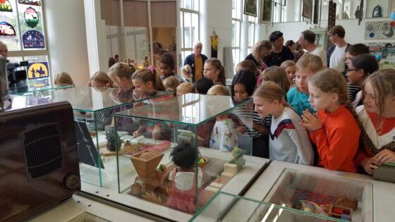 100 jaar vrijeschoolpedagogiek in Nationaal Onderwijsmuseum