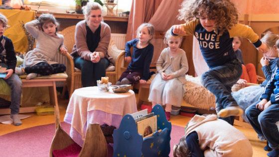 Nieuwe minor vrijeschoolonderwijs start in Nijmegen