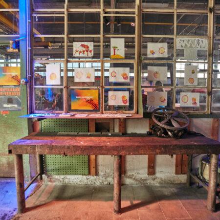 3 expositie